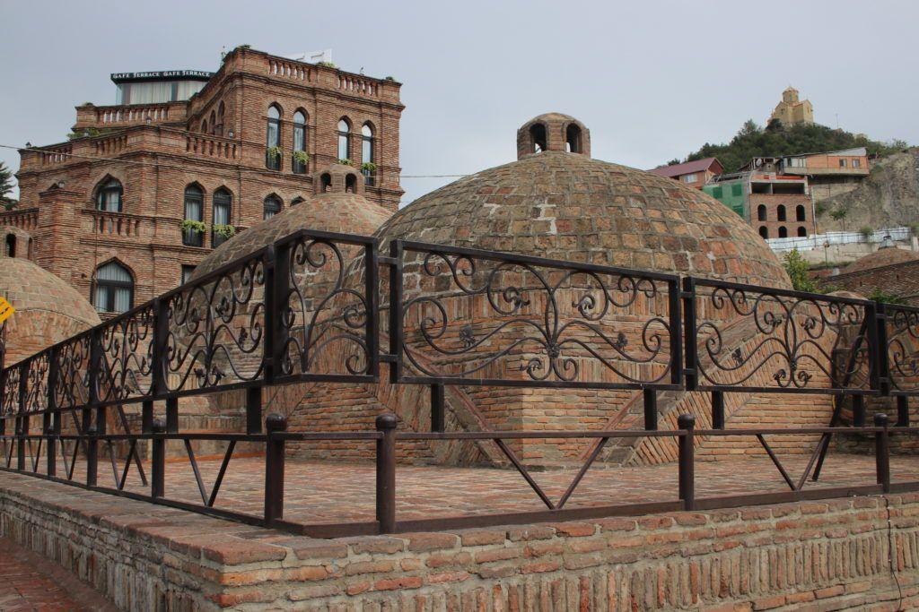 Łaźnie w Tbilisi