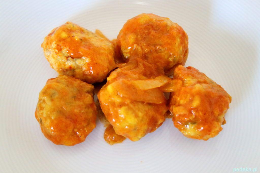Kotleciki z kurczaka w stylu egzotycznym