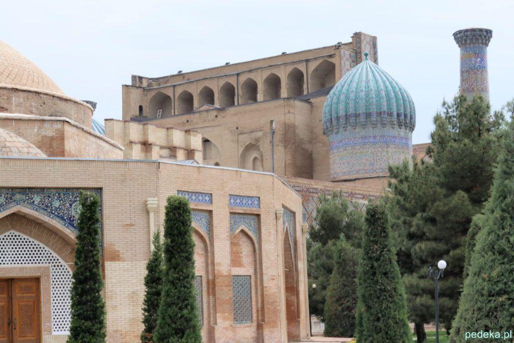 Bibi Chanum, czyli meczet