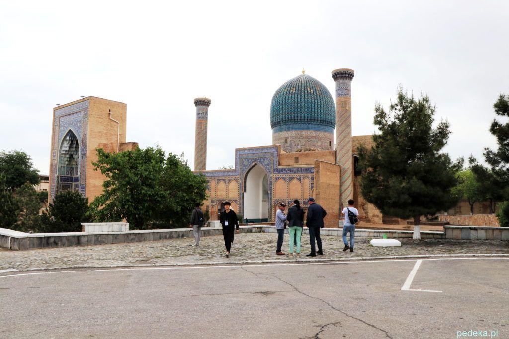 Mauzoleum Timura