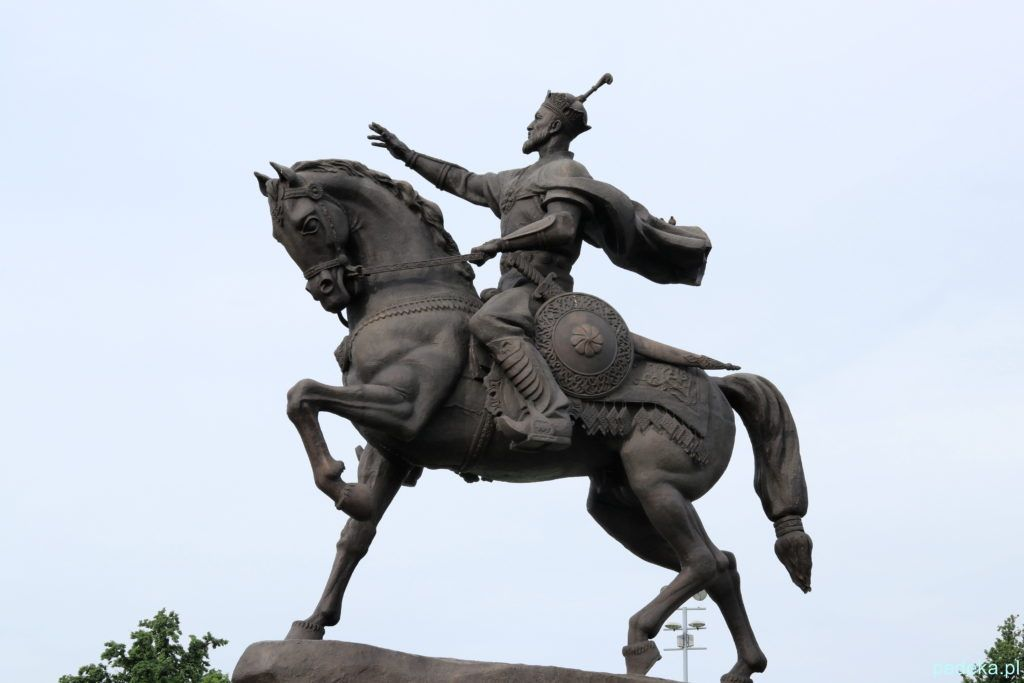 Pomnik Timura