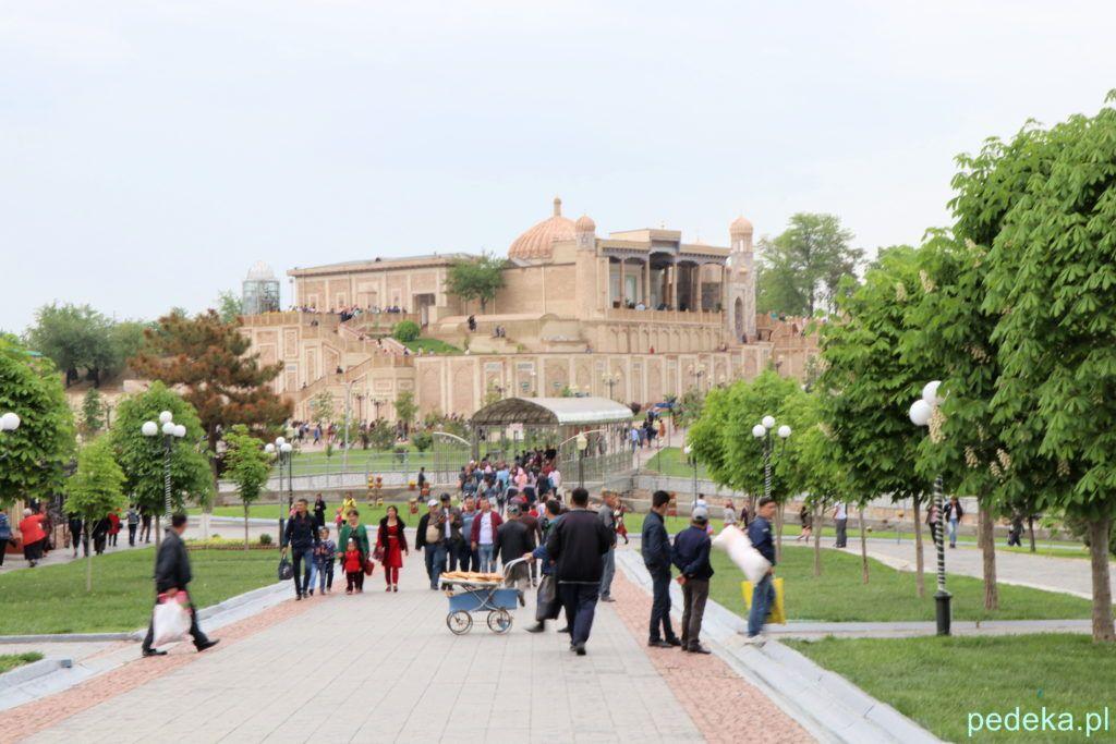 Mauzoleum Karimowa