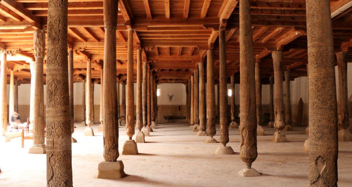 Meczet w Chiwie