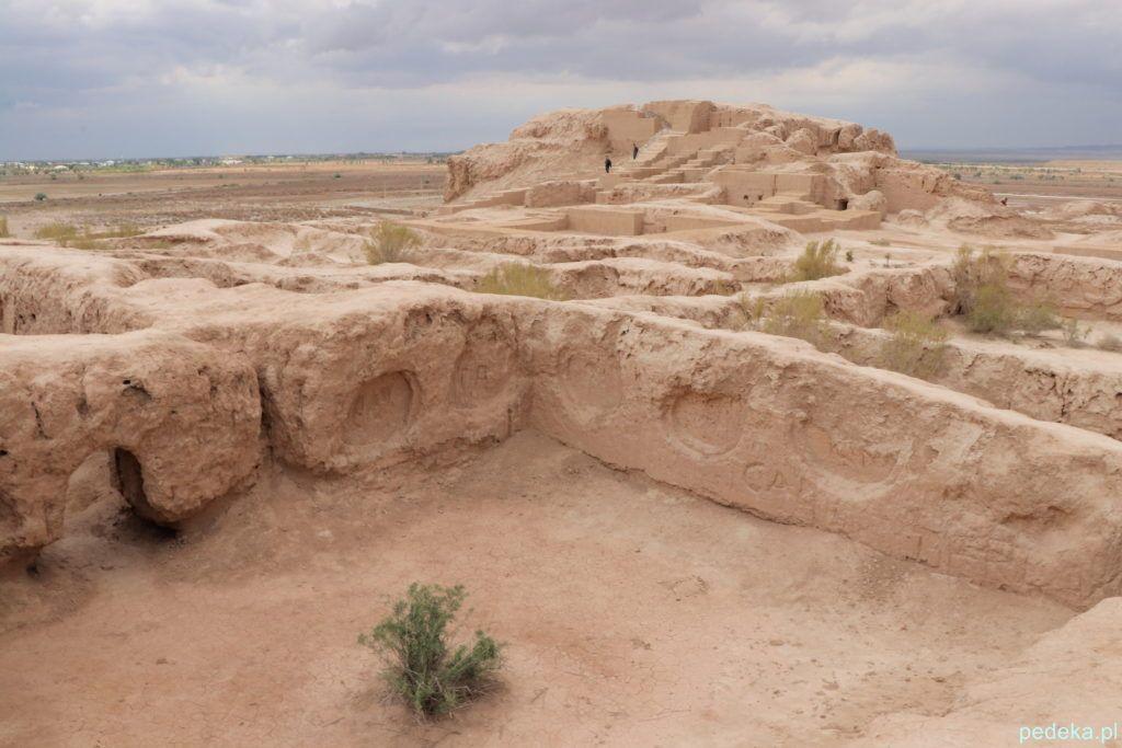 Wycieczka z Chiwy na Pustynię Kyzył-kum