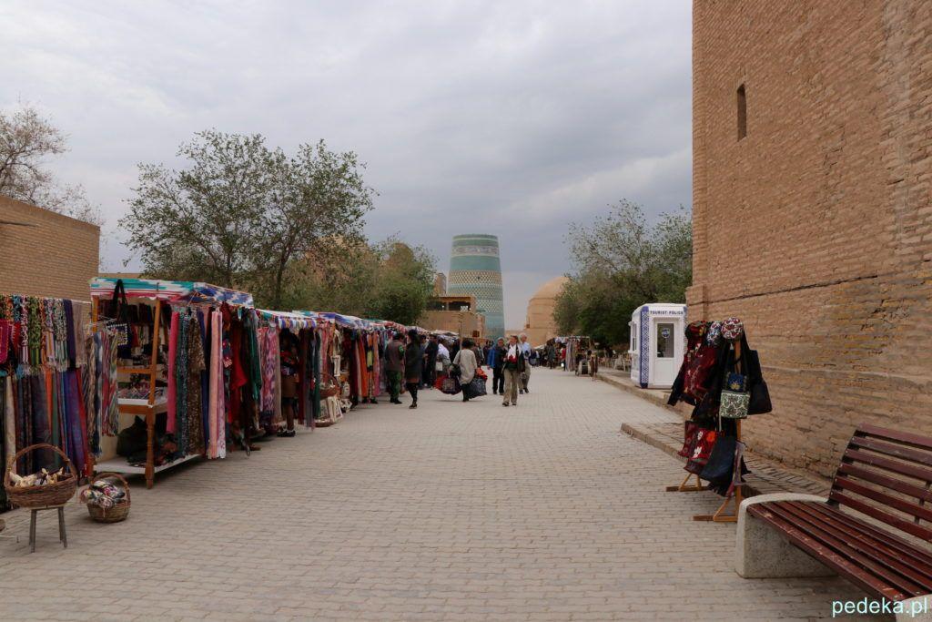 Bazar na ulicy