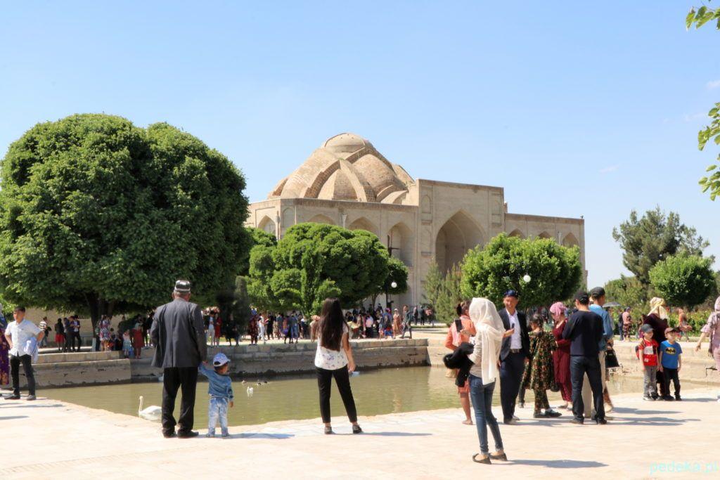 Uzbekistan - informacje praktyczne. W Bucharze