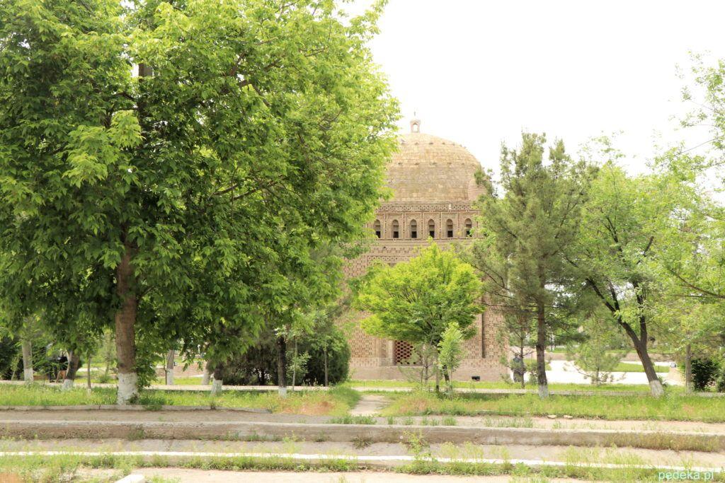 Mauzoleum za drzewami