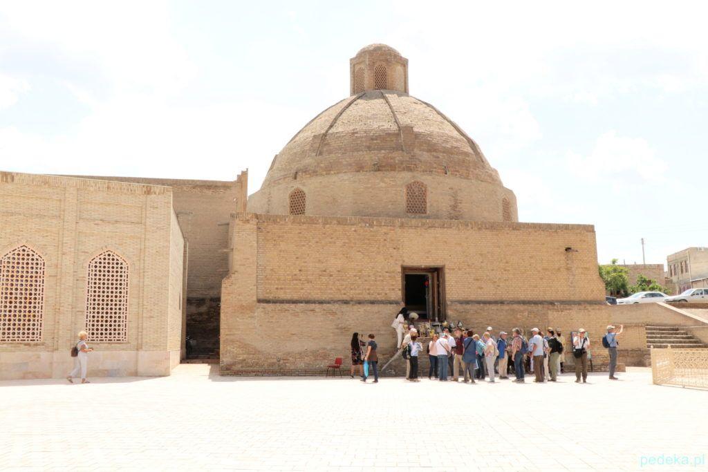 Buchara. Drugi meczet