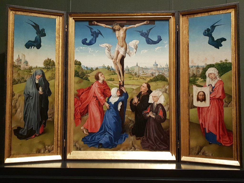 Obraz Rogier van der Weyden