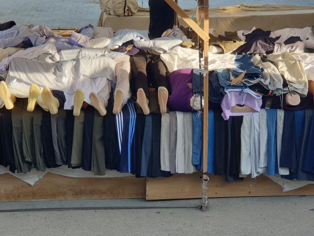 Taszkient. Na bazarze