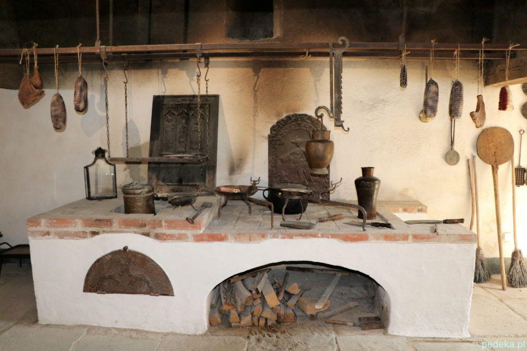 Pałacowa kuchnia