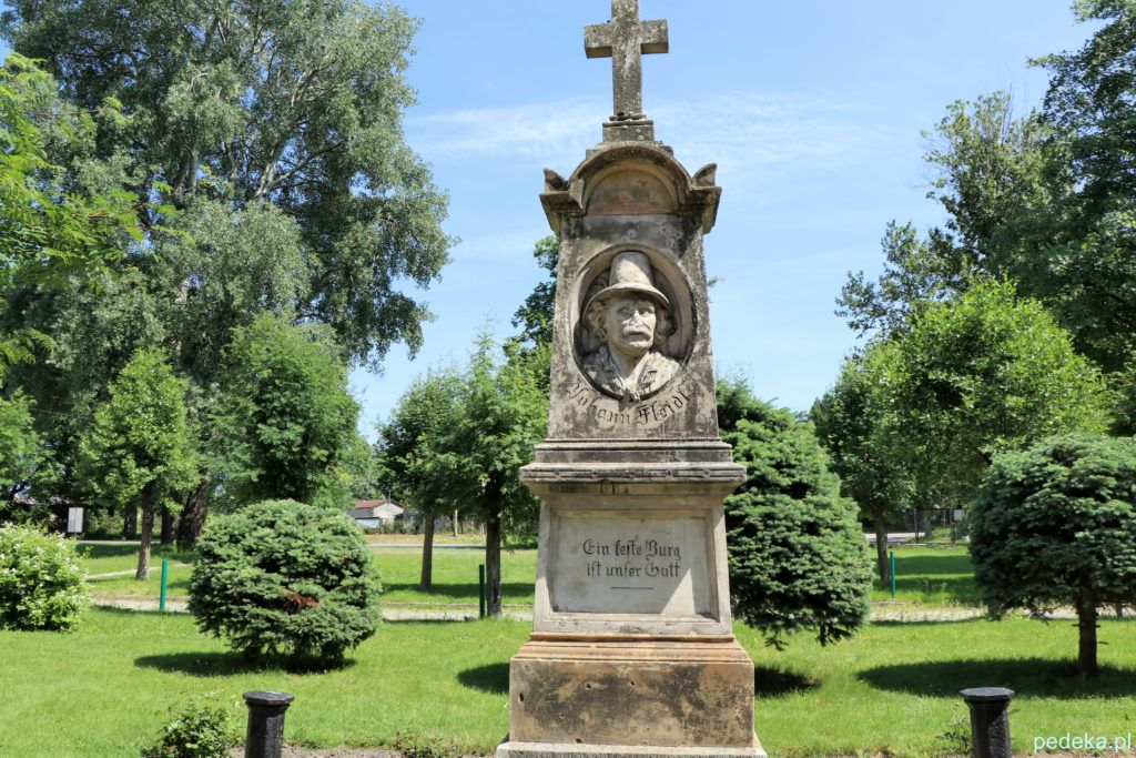 Pomnik Johanna Feidla