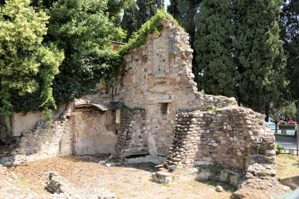 Ruiny kościoła z czasów Logobardów