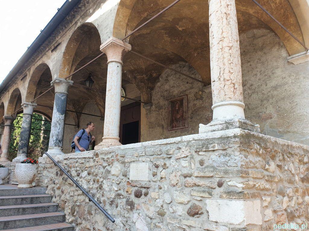 Kolumny w kościele Santa Maria Majore