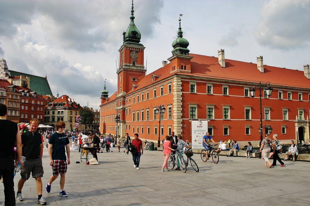Weekend w Warszawie. Zamek Królewski