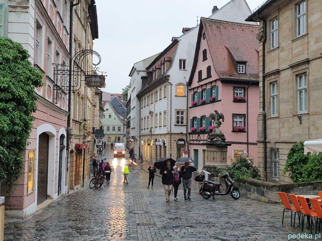 Bamberg. Stare miasto