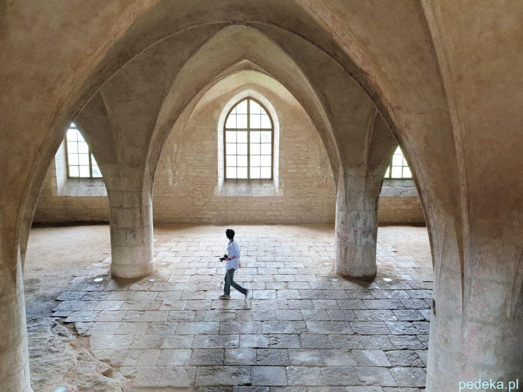 Kaplica w środku