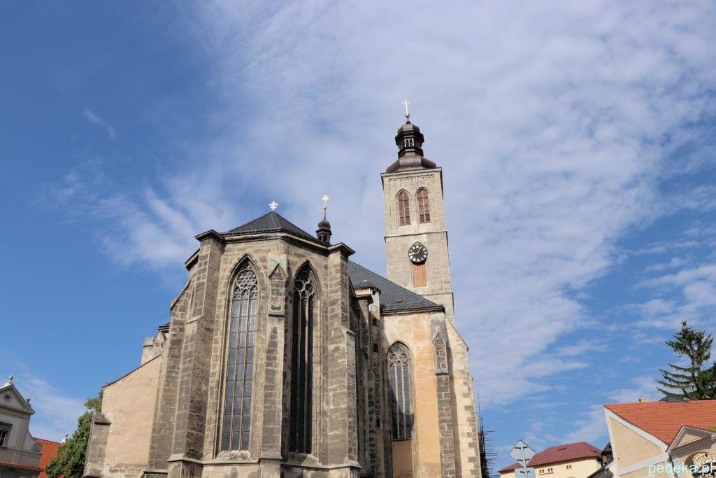 Kościół, do którego nie udało nam się wejść