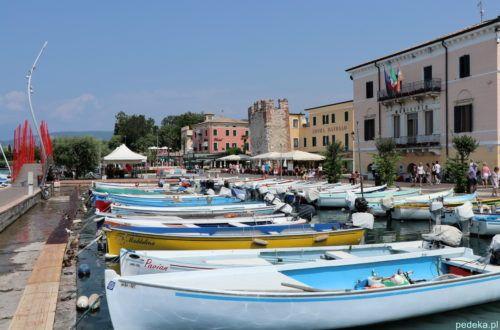Port w Bardolino