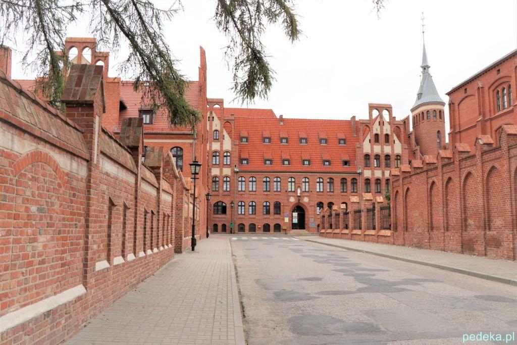 Chełmno. Klasztor