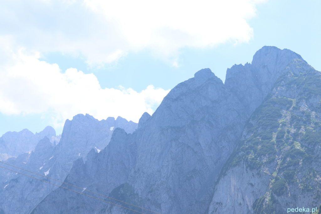 Alpejskie szczyty