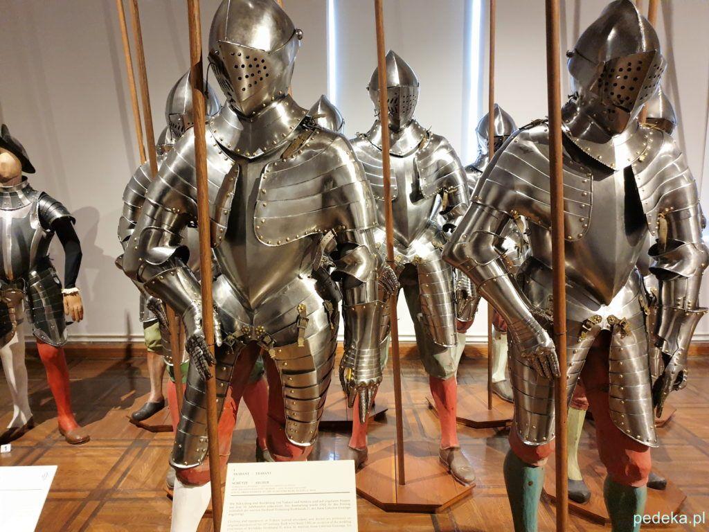 Wystawa poświęcona Maksymilianowi na zamku Ambras