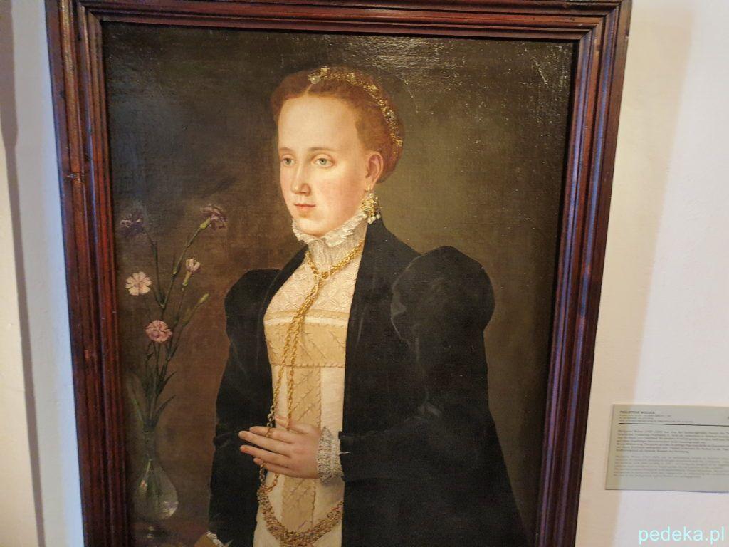 Portret Philippiny