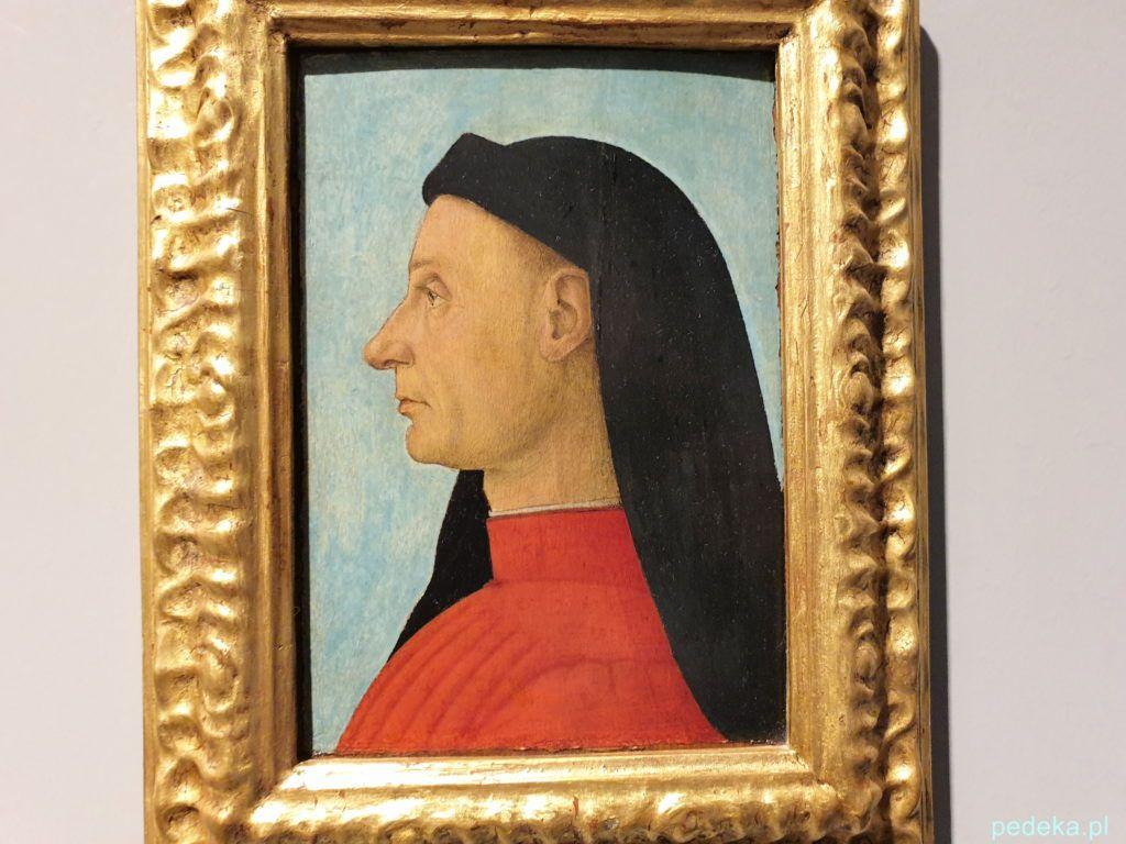 Obraz Vittore Carpaccio Portret Mężczyzny