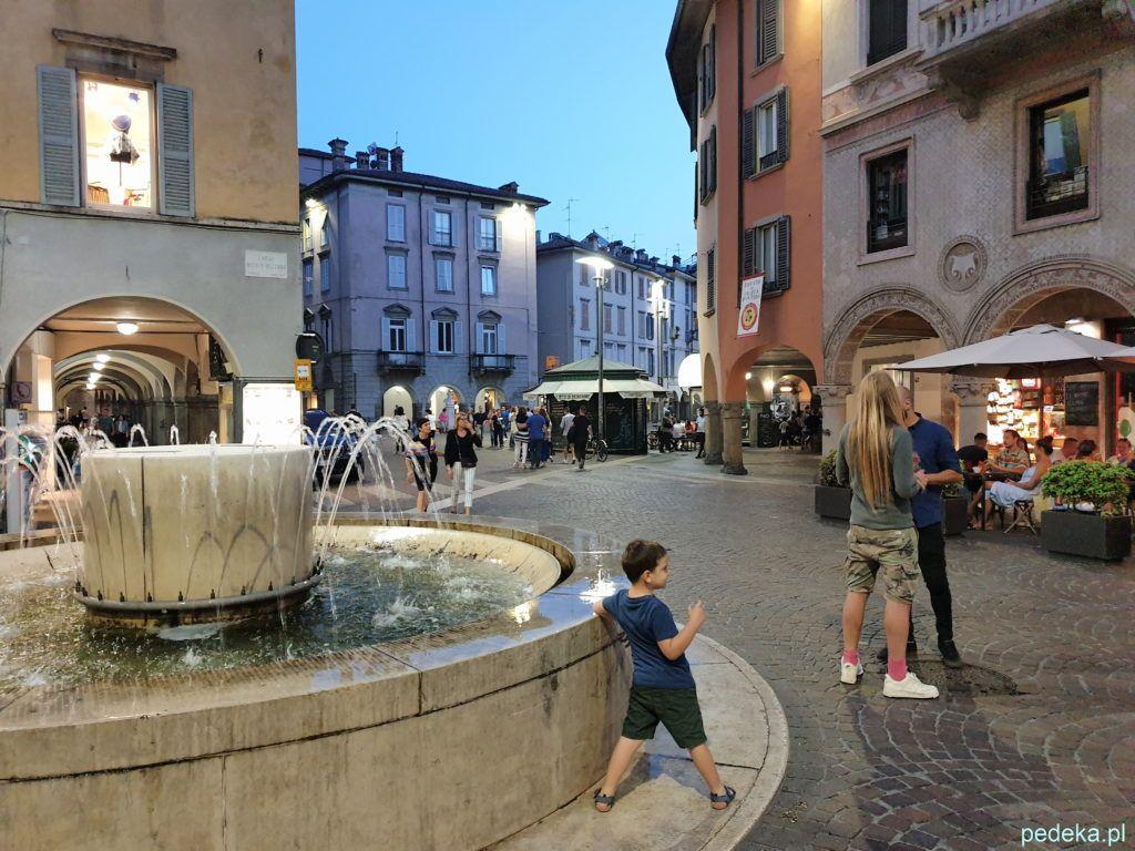 Wieczór w Bergamo