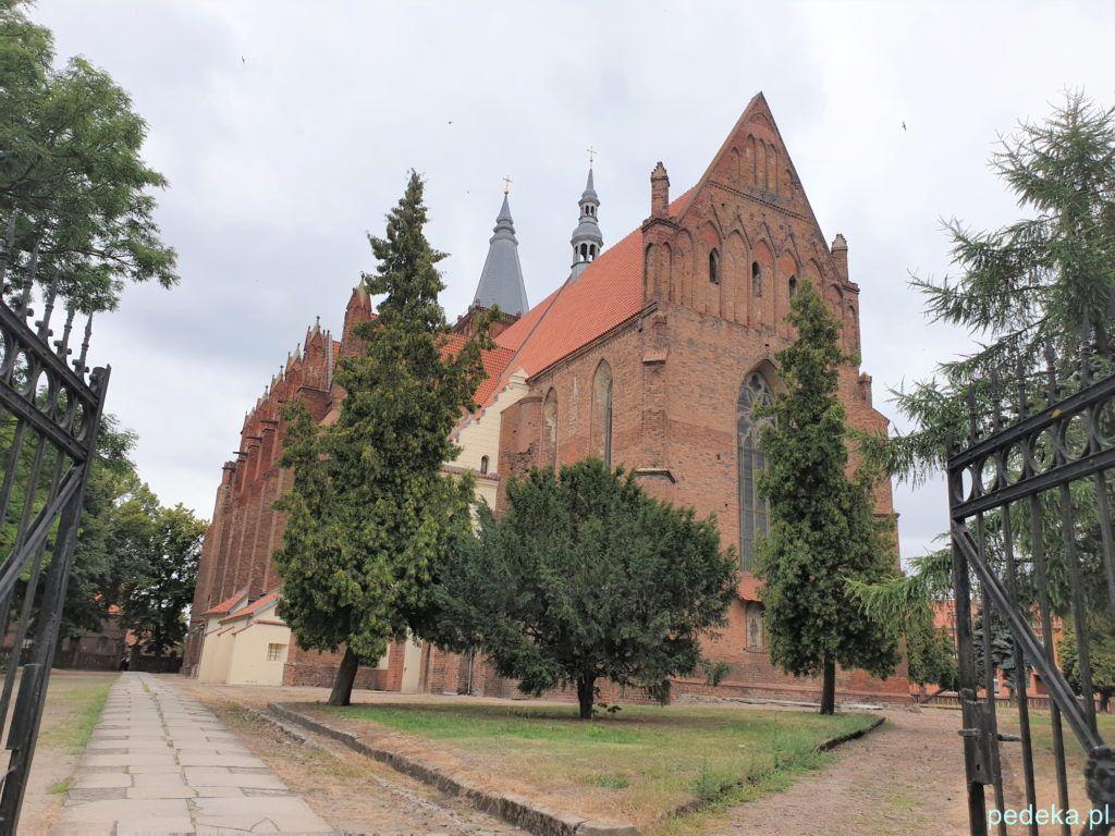 Chełmno. Monumentalna fara