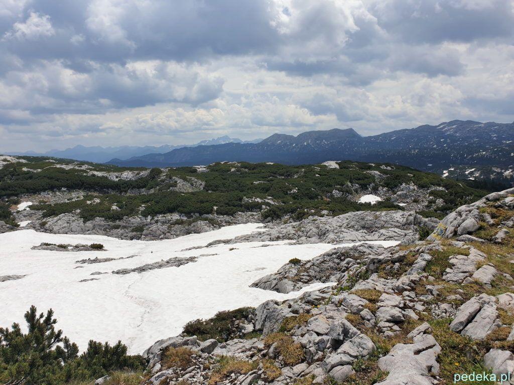 Kolejny widok na góry