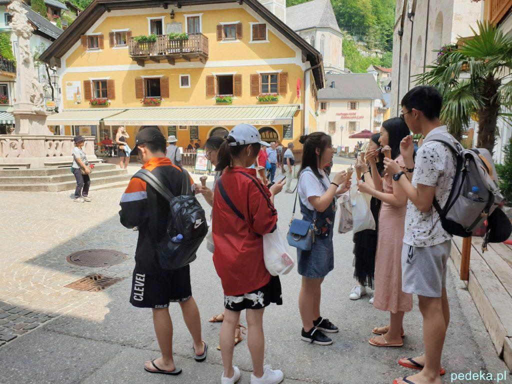 Chińczyków była więcej niż jakichkolwiek innych turystów