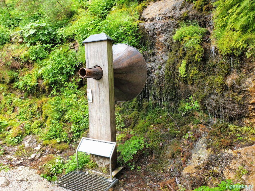 Urządzenie do słuchania wody