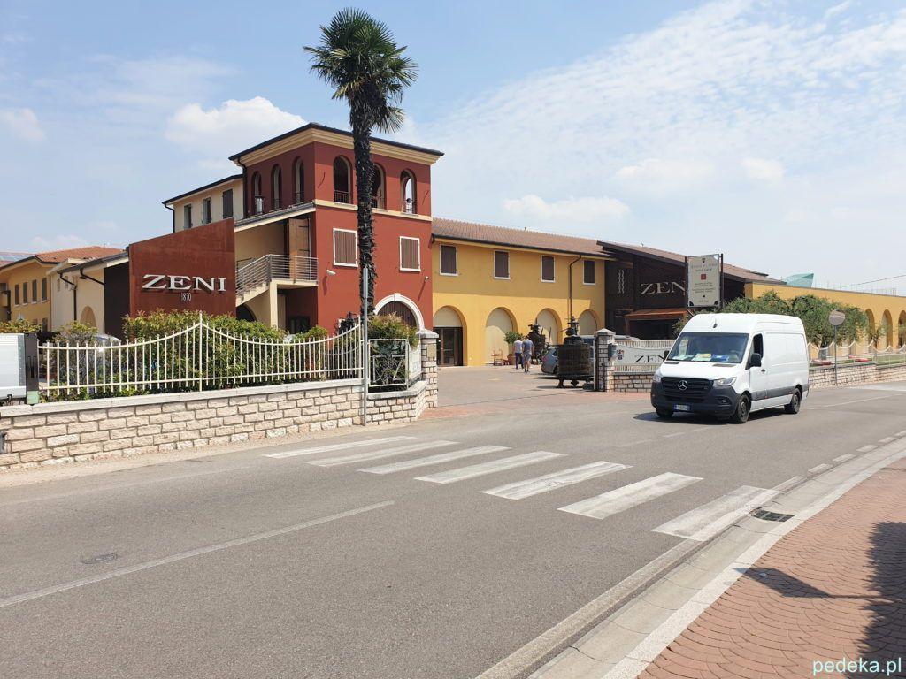 Winnica Zeni w Bardolino