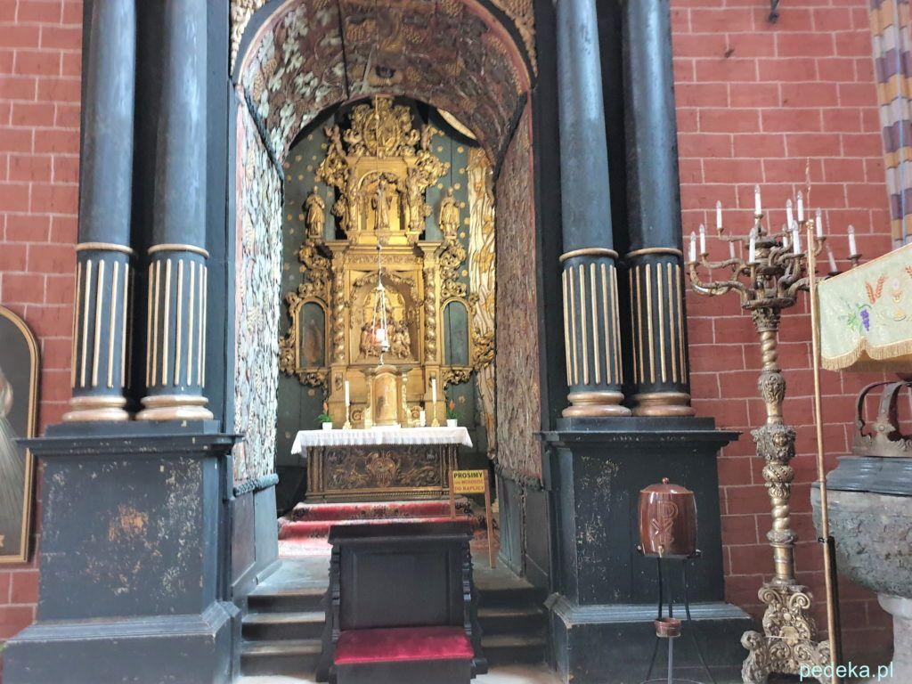 Chełmno. Kaplica Bożego Ciała