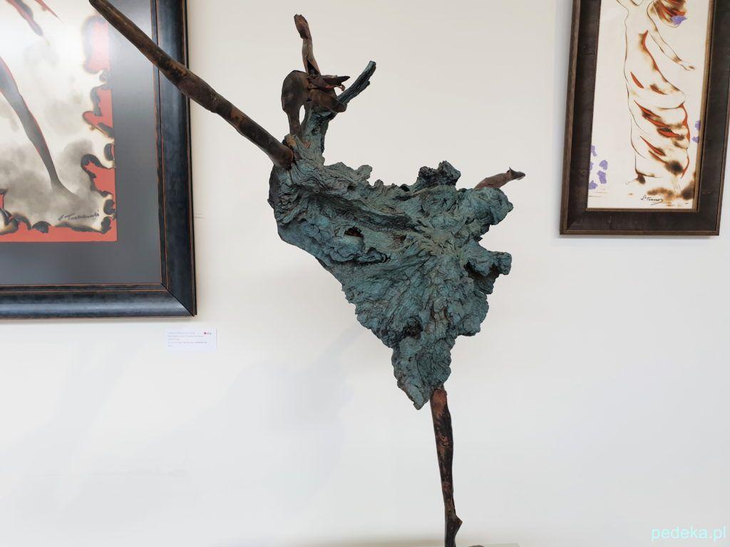 Rzeźba Lubomira Tomaszewskiego