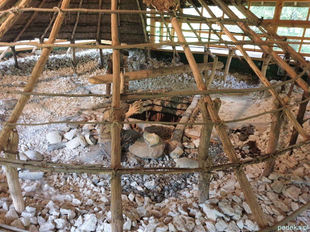 Krzemionki Opatowskie. Kolejny typ kopalni