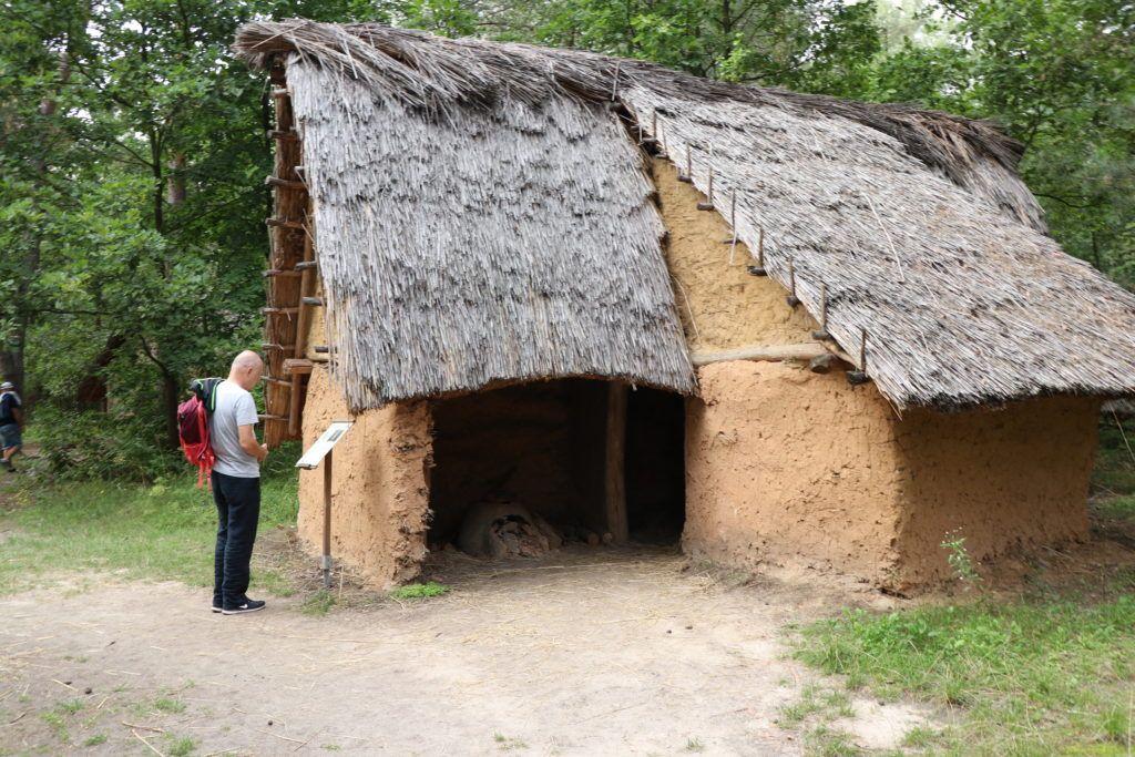 Kolejna chata i Marcin