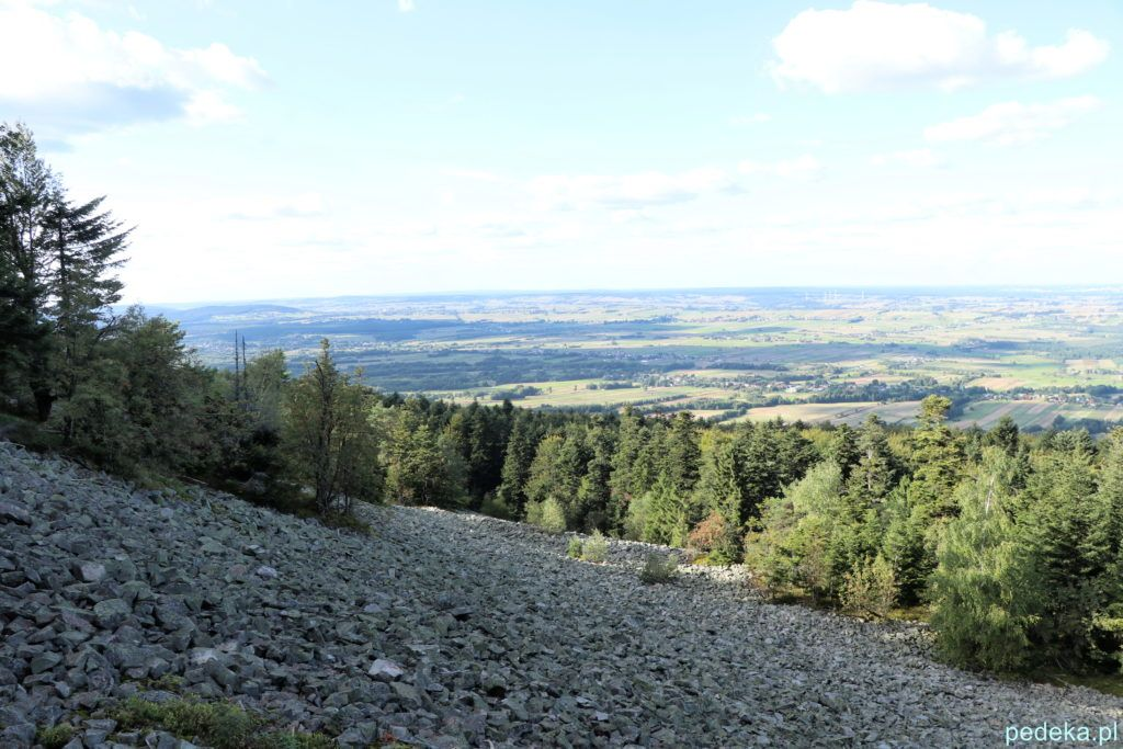Łysa Góra Gołoborza
