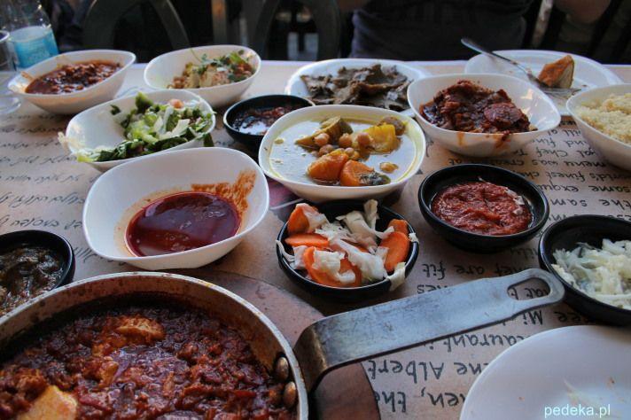 Część naszego lunchu