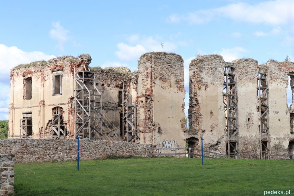Malownicze ruiny