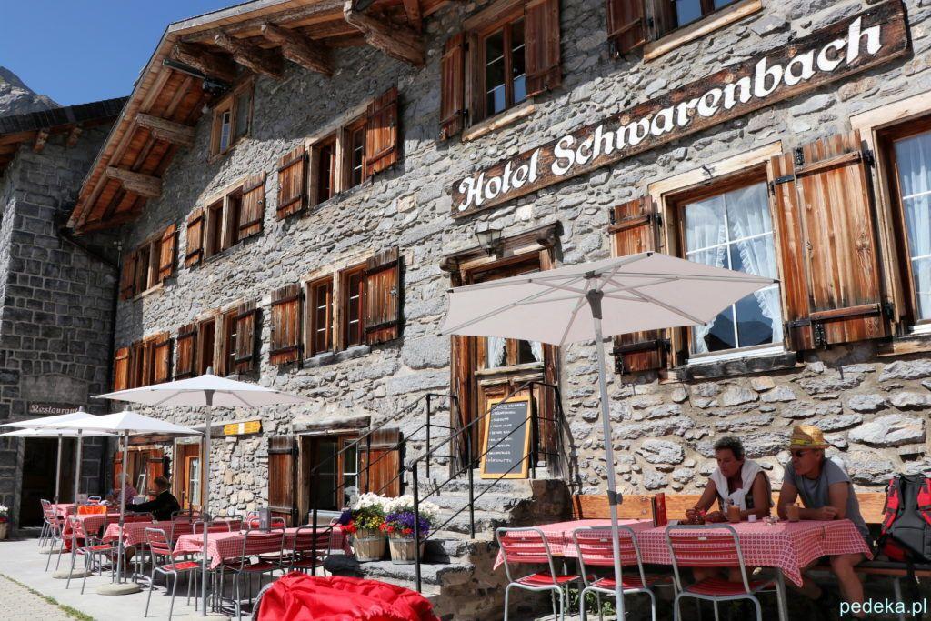 Schronisko Schwarenbach