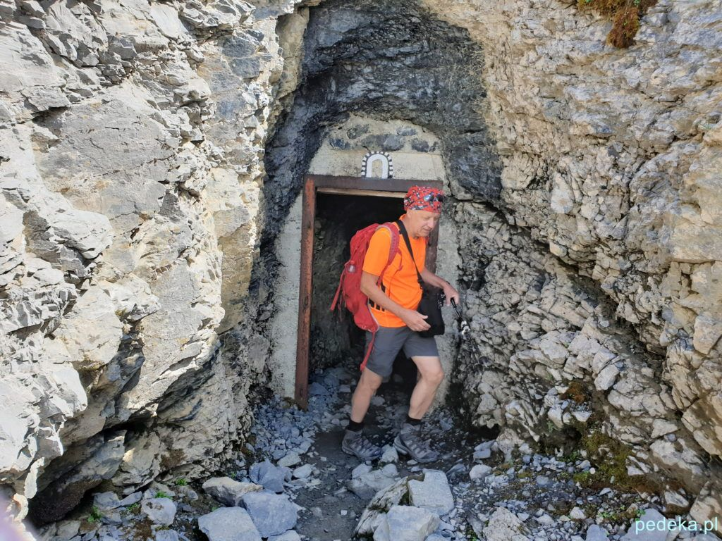 Marcin i tunel