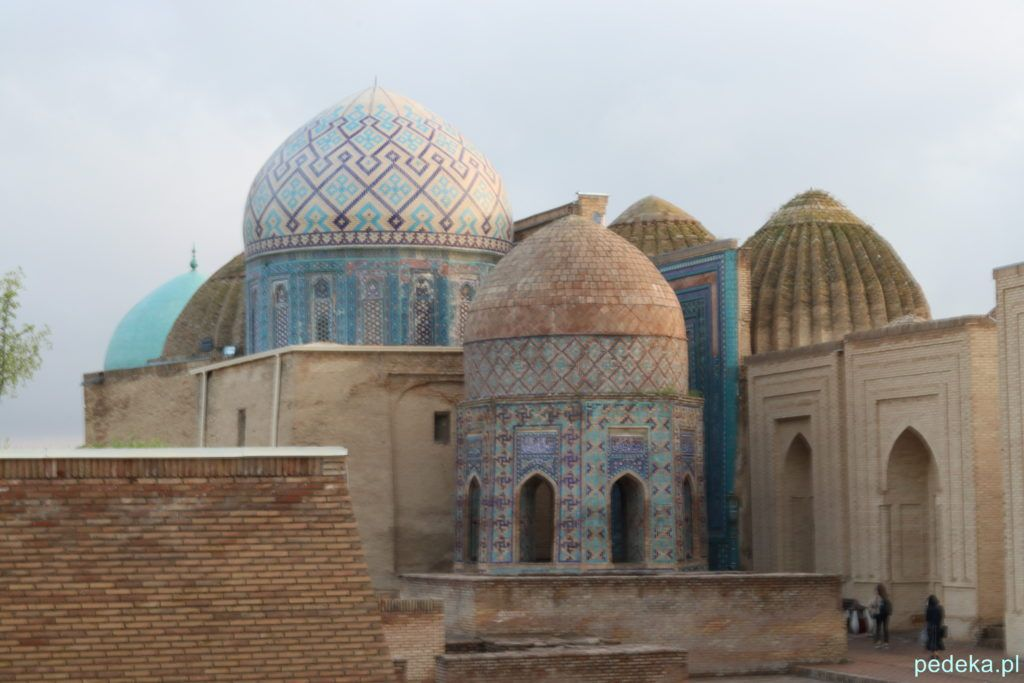 Samarkanda, Mauzoleum Timurydów