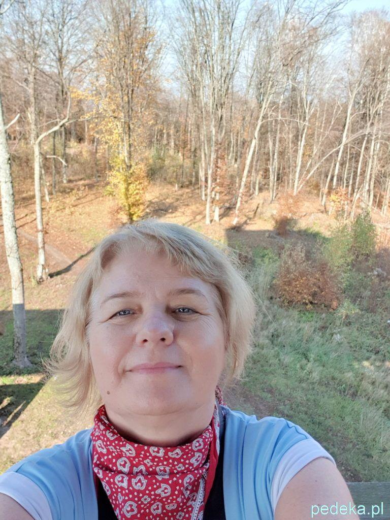 Puszcza Knyszyńska. Selfie na wieży