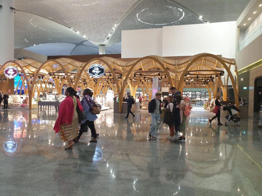 Nowe lotnisko w Stambule