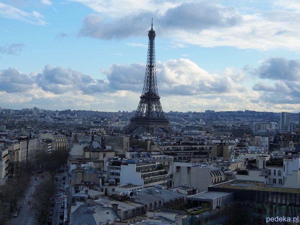 Jeden dzień w Paryżu. Wieża Eiffla