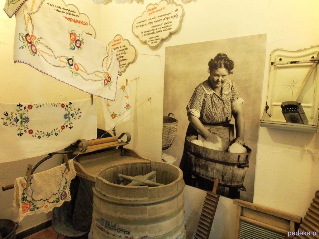 Dawne pranie