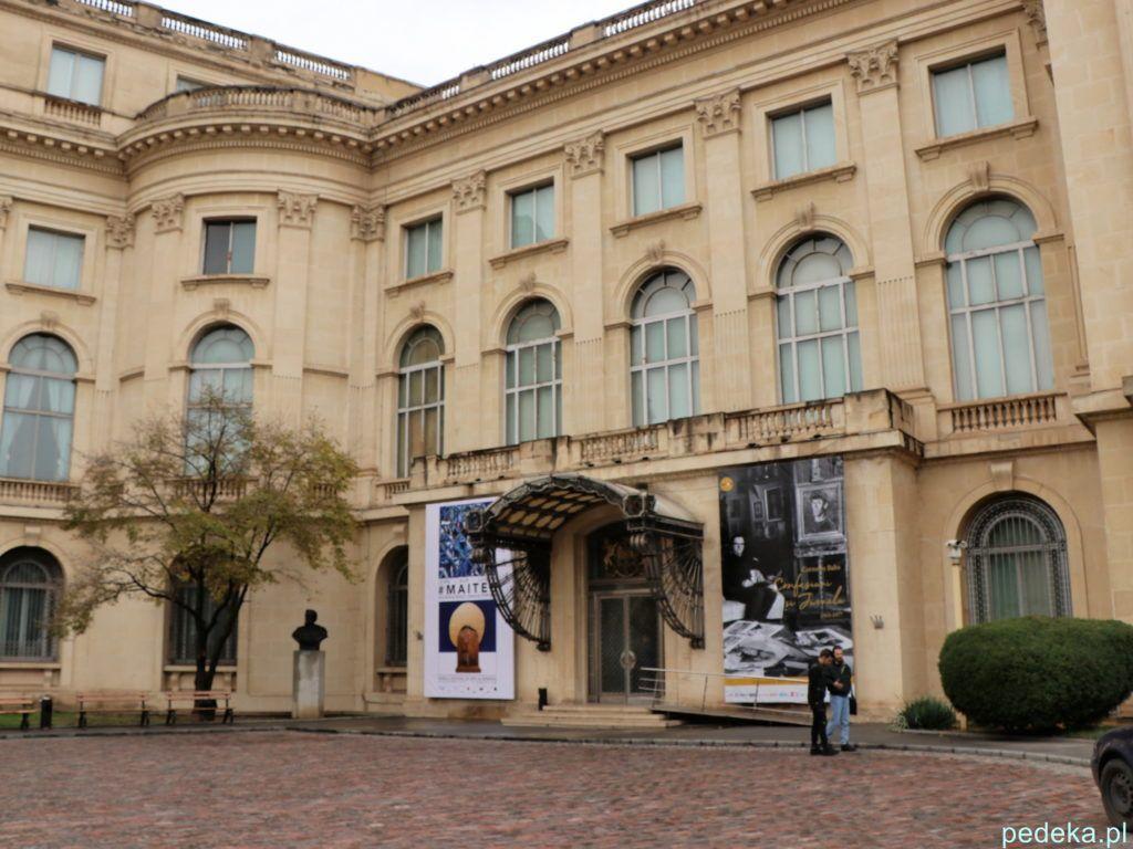 Bukareszt Stare Miasto. Muzeum Sztuk Pięknych