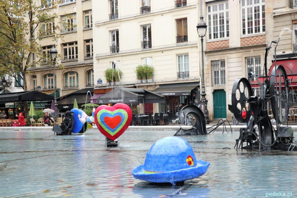 Wspomniana fontanna